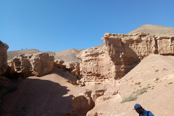 Charyn canyon. One day tour.