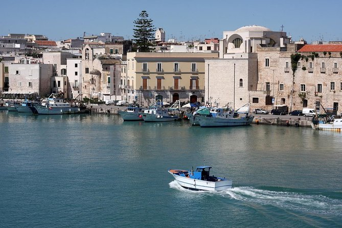 2 days mini tour from Trani to Castel del Monte and surroundings