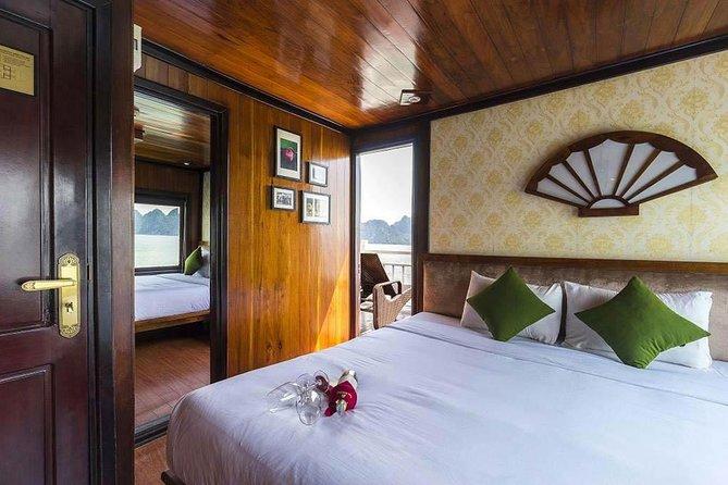 Garden Bay Cruise - Bai Tu Long Bay 2 Days 1 Night