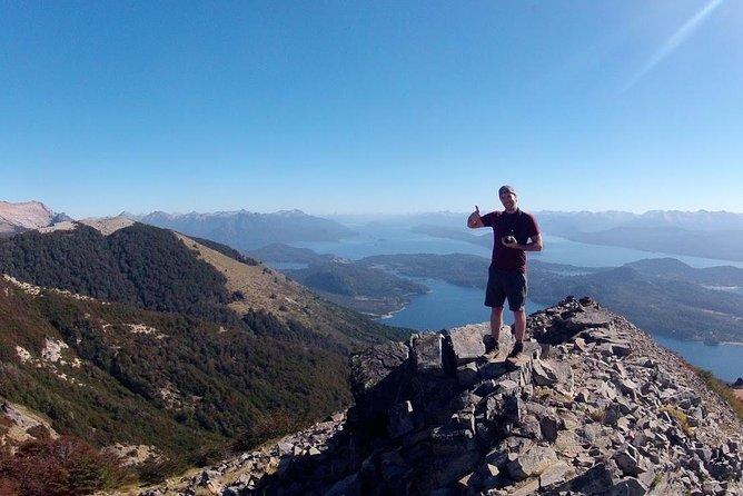 Full Day Trek to Bella Vista Hill From Bariloche