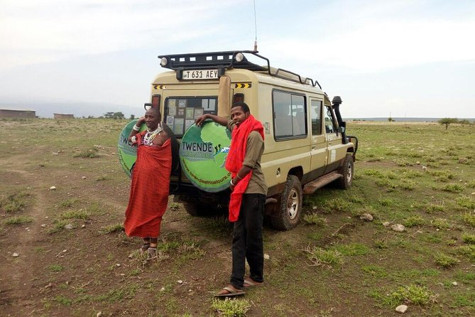 1 Days Maasai Village Tour In Tanzania
