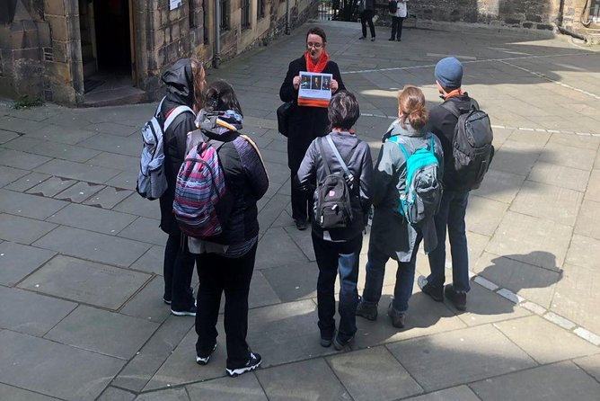 Historical Walking Tour with Optional Skip the Line Entry to Edinburgh Castle photo 15