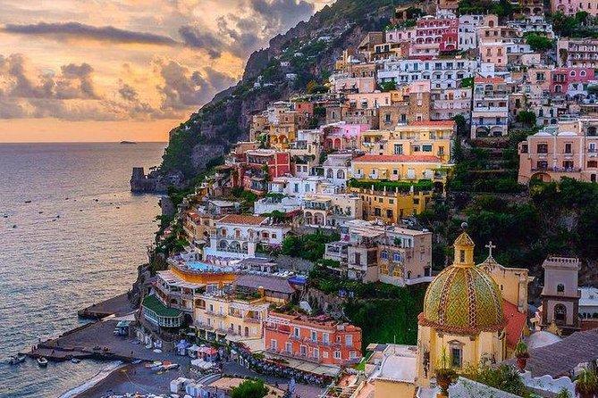 Sorrento, Positano & Amalfi - Small Group Tour