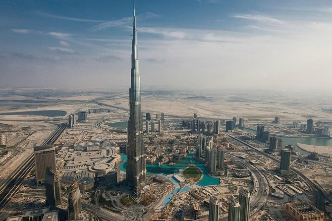 Private Dubai Sightseeing Tour Up To 7 PAX