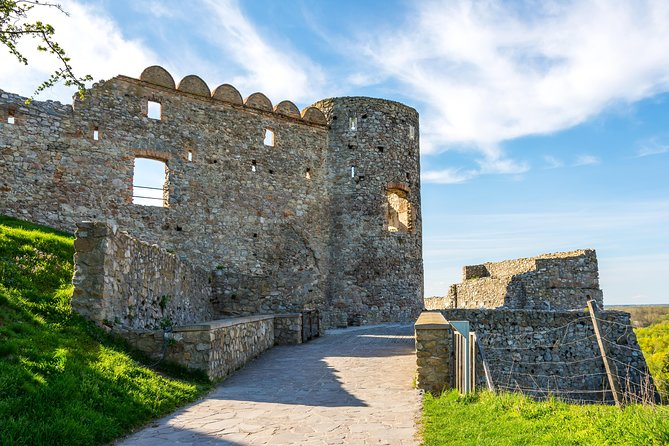 Day trip from Wien to Bratislava with stopover at Devin Castle