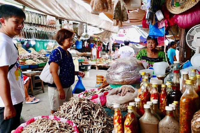 Private Market Tour and Filipino Cooking Class in Iloilo City