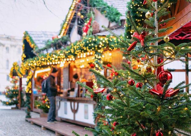 German Christmas Markets from Strasbourg