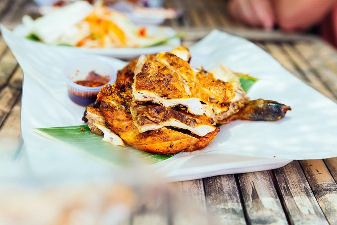 Taste the Flavors of Bangkok: Private Spicy Food Tour with a Local