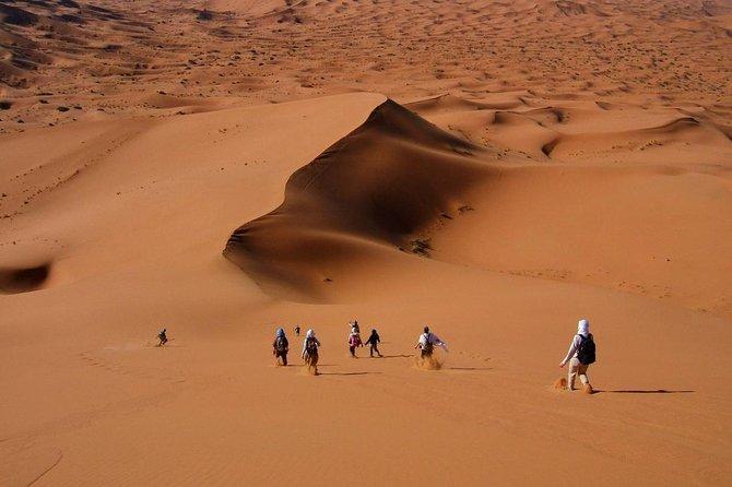5 Days Trek Atlas Mountains And Sahara Desert