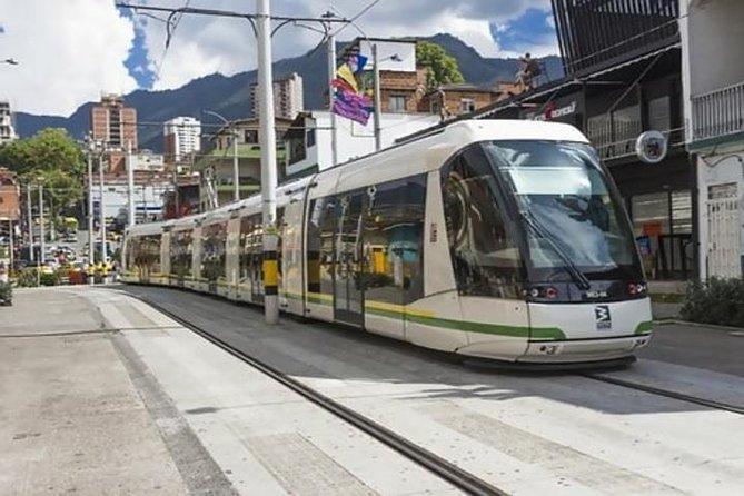 City Tour + Metro Cable Medellin