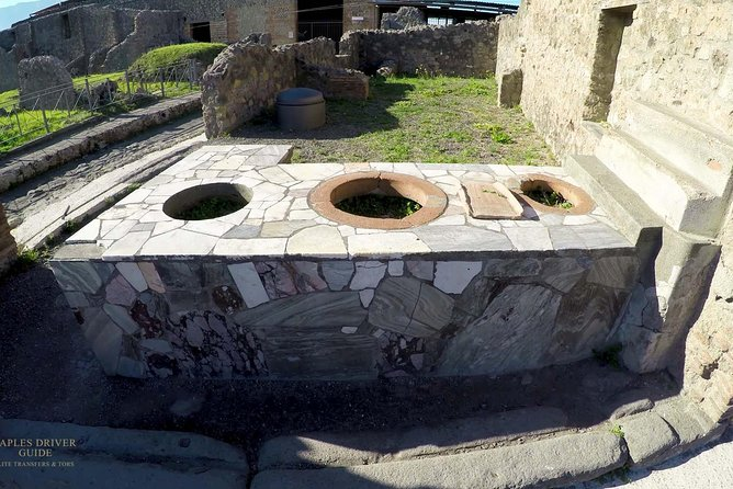 PRIVATE Mt VESUVIUS AND POMPEII - lunch and wine farm experience photo 20