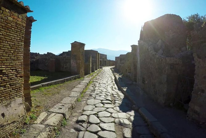 PRIVATE Mt VESUVIUS AND POMPEII - lunch and wine farm experience photo 6