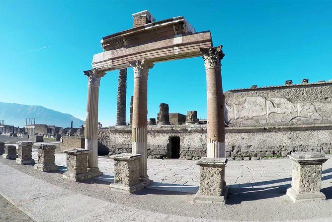 PRIVATE Mt VESUVIUS AND POMPEII - lunch and wine farm experience photo 14