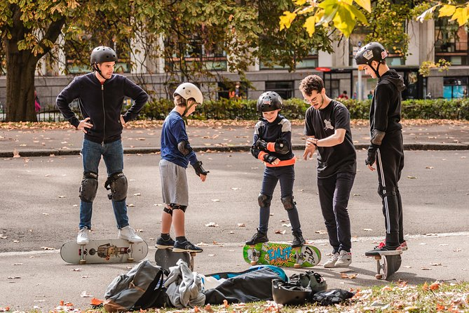 Private Skateboarding Tuition