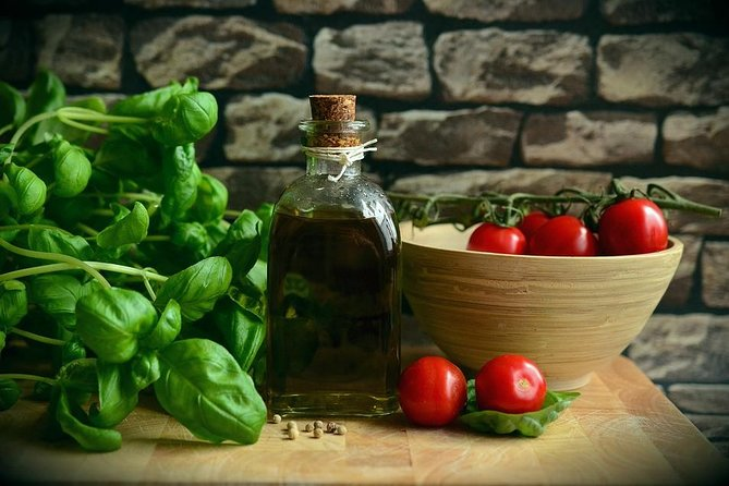 Amalfi Coast plus Farm to table including the traditional Pizza