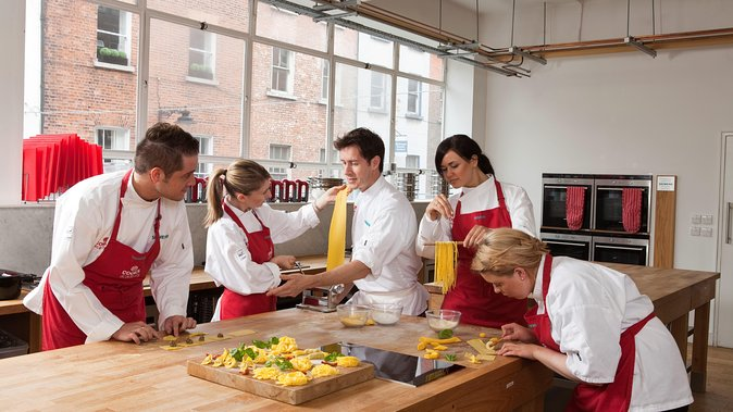 4 Week Certificate Cooking Courses - Dublin's Most Centrally Located School