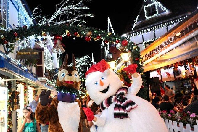 Christmas magic in Blumenau