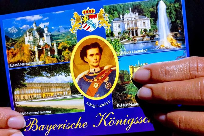MY*GUiDE Exclusive ALL-3 Neuschwanstein + Linderhof + Herrenchiemsee Tour FROM MUNICH