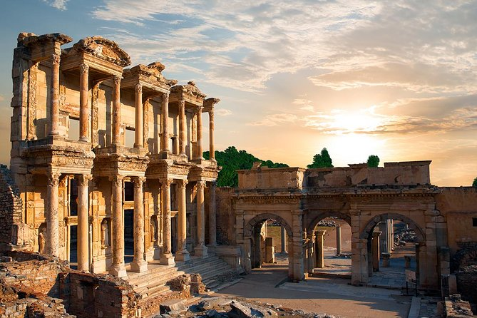 Ephesus Tour from Izmir Hotels