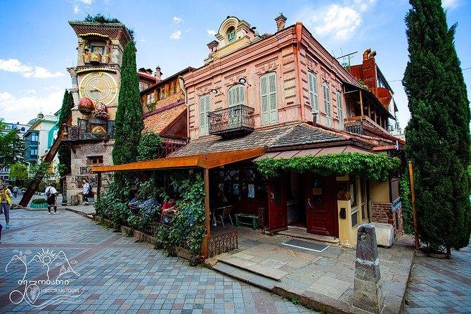 Rezo Gabriadze theater, Tbilisi