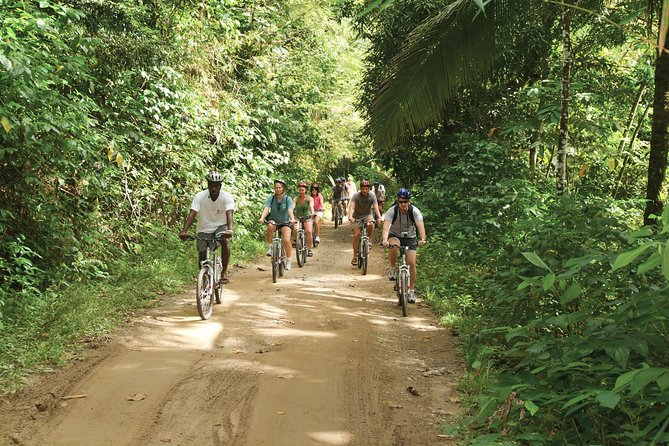 St Lucia Bike and Hike Half-Day Tour from the North Island photo 2