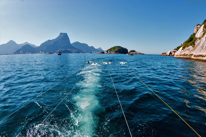 A BOAT TOUR to the TIJUCAS ISLANDS with the AMAZING UNDERWATER FLIGHT! FRESH AIR AND FREEDOM IS ONLY FOUND AT THE SEA!