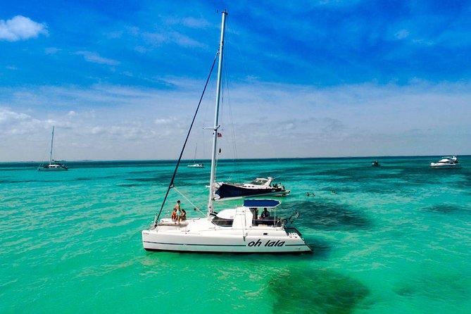 Private Isla Mujeres Catamaran Tour From Cancun