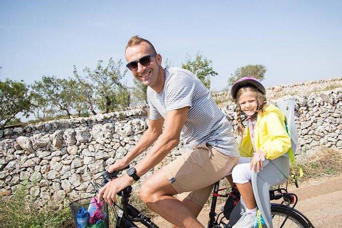 Alberobello by bike with Apulian aperitif