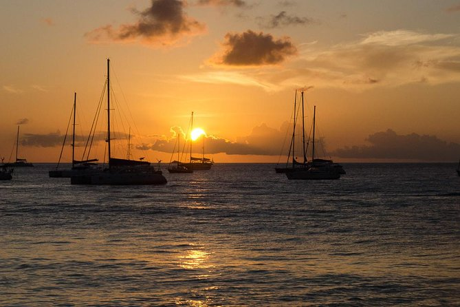 St Lucia Champagne Sunset Cruise