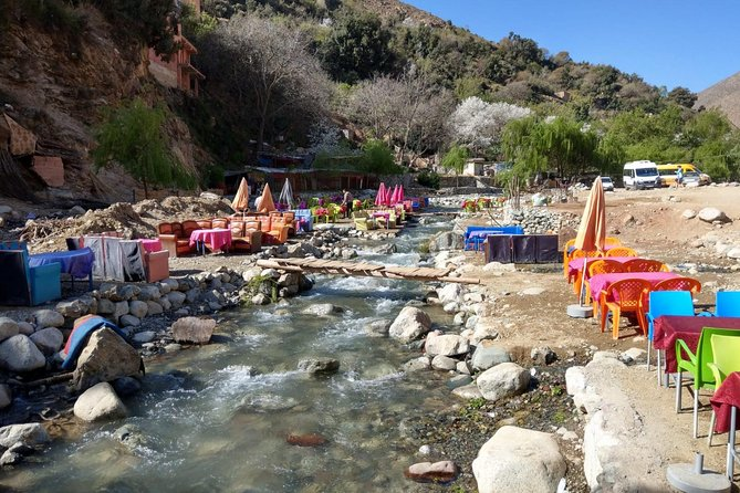 Discovering the best valley in atlas mountains and be inside the Berber culture.