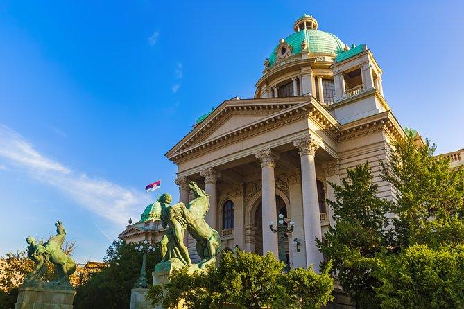 Belgrade Museums Walking Tour