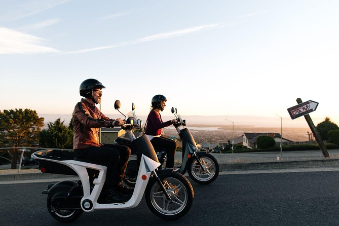 Electric Scooter Rental -1/2 day