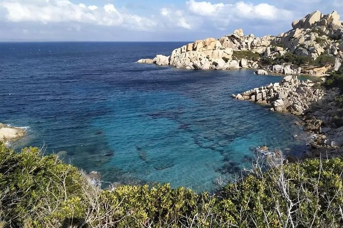 Transfer + tour from Orosei to Costa Smeralda