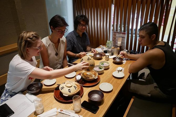 Customizable Private Food Tour in Nagoya