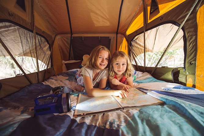Darwin Adventure Rentals - 5 Day Rental - 4WD Camper rentals
