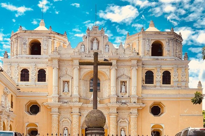 Antigua Guatemala Half Day Tour - Private