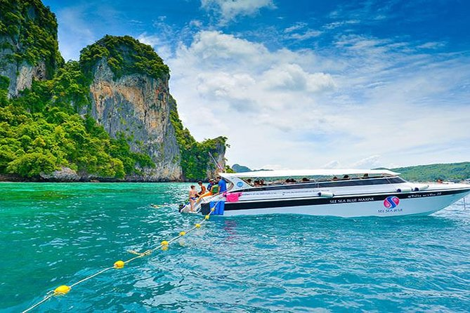 Private Speed Boat Phi Phi Islands
