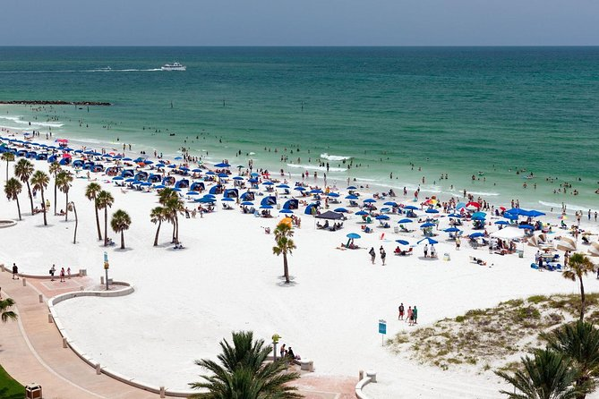 Clearwater Beach with Transportation from Orlando