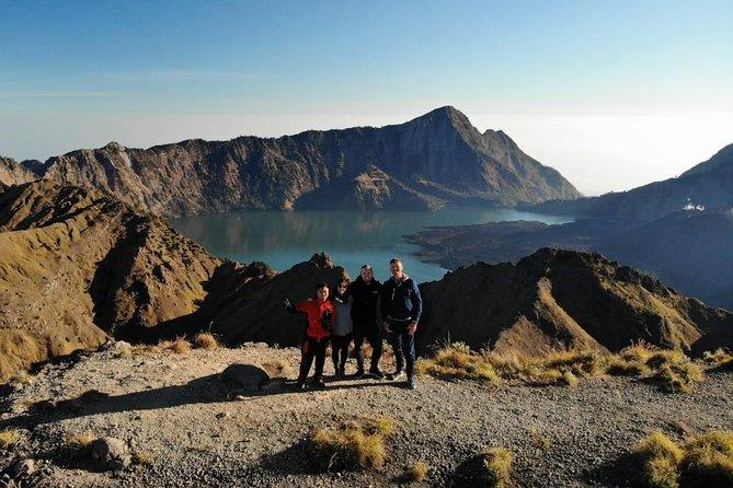 Tetebatu Trekking: 2 Days 1 Night to Crater rim Rinjani 3.200m