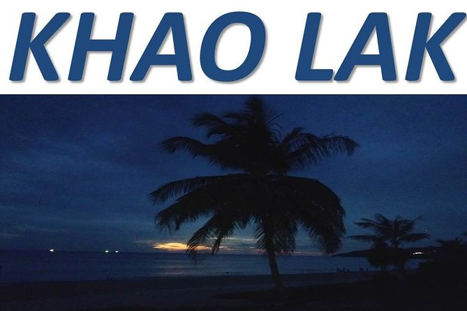 Private KHAO LAK Arrival Transfer - Airport to Hotel