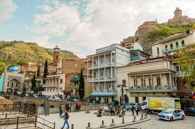 Fun Walking Tour of Old Tbilisi
