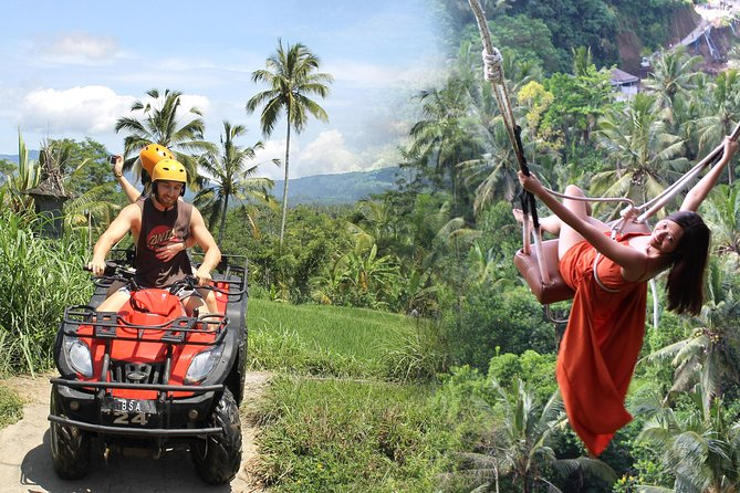Amazing Tour Combo Including Quad bike and Giant Swing Adventure