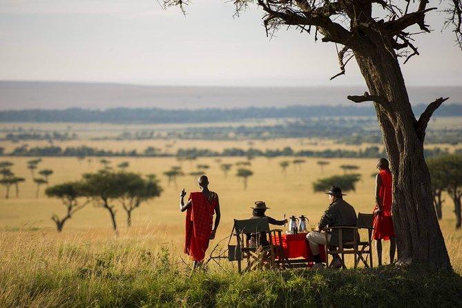 Amazing 4 Days Safari 3 Nights: Tarangire, Ngorongoro, Serengeti