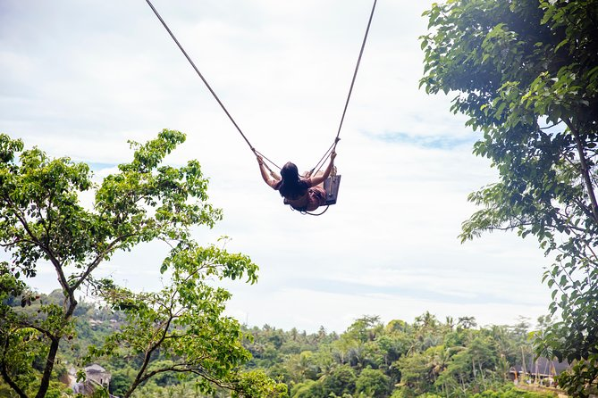 Private Tour: Bali Volcano with Jungle Swing Experience photo 1