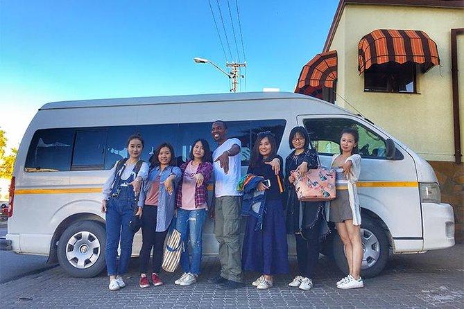 Windhoek City to Windhoek Airport (WDH) Transfer