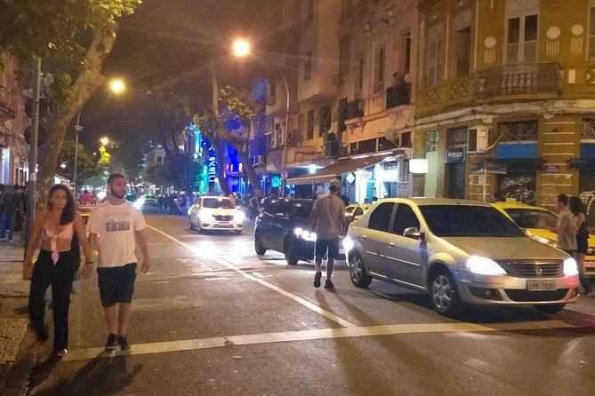 Rio by Night | Bars Circuit (Private Tour)