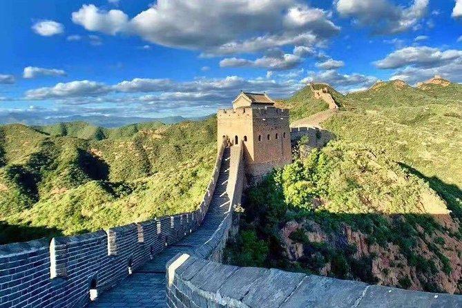 Excursão privada de escala de Pequim à Grande Muralha de Mutianyu