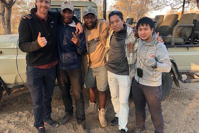 Chobe national park 1 night camping-Botswana