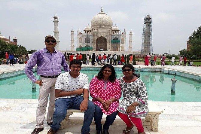 Taj Overnight Tour