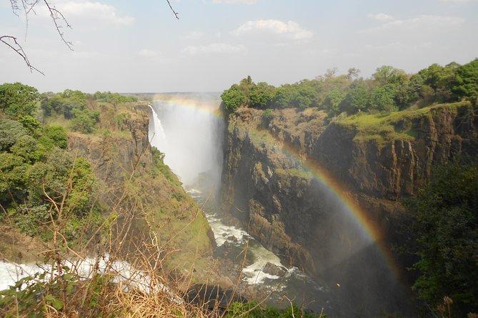 Victoria Falls Day Trip from Kasane Botswana/ Livingstone Zambia